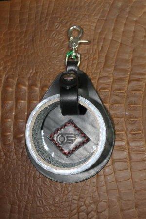 画像1: ガムテープホルダー  (ブラック)
